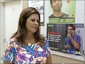 Campanha contra a tuberculose é realizada em Tatuí, SP - As unidades de saúde de Tatuí (SP) participam da campanha contra a tuberculose na cidade. A campanha de busca ativa para detecção de novos casos de tuberculose segue até o próximo dia 15.