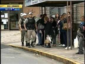 Policiamento comunitário completa um ano em Caxias do Sul, RS - Número de arrombamentos e homicídios diminuiu no período.