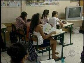Alunos de SC fazem rifa para instalar ar condicionado na escola - Alunos de SC fazem rifa para instalar ar condicionado na escola