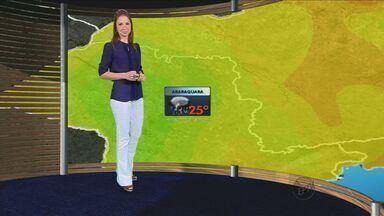 Confira a previsão do tempo para São Carlos e região neste fim de semana - Confira a previsão do tempo para São Carlos e região neste fim de semana.
