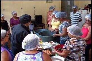 Crato sedia 10ª Cariri Frutas - Feira mostra as frutas produzidas na região