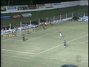 Lajeadense estreia no turno contra o tricolor de Porto Alegre, RS - Primeira a equipe brasileira a jogar na Arena.