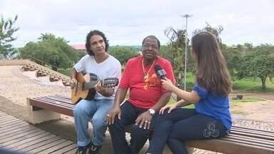 Ataulfo Alves Júnior se apresenta neste sábado, em Porto Velho - Pela primeira vez na capital, o cantor conversou com a equipe do Amazônia TV para falar mais detalhes sobre o show.