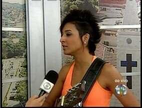 Dani Soares faz show em Governador Valadares - Uma das finalistas do The Voice Brasil 2012 se apresenta neste sábado em Governador Valadares (MG). Confira uma prévia do show.
