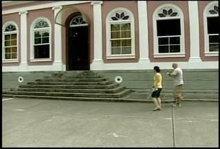 Museu de Petrópolis, RJ, abre portas para visitantes no aniversário da cidade - Palácio Imperial foi aberto à visitação gratuitamente.