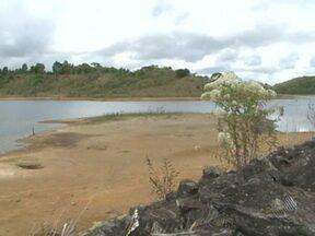 Barragens que abastecem Vitória da Conquista estão com nível de água baixo - Nesta segunda-feira começa um racionamento de água na cidade.