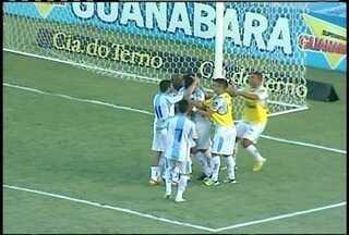 Macaé bate o Boavista pelo Carioca, e técnico Toninho desabafa - Alvianil Praino chegou abrir uma diferença de três gols, mas relaxou e permitiu ao adversário encostar no placar.