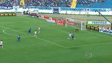 Cruzeiro goleia o Boa Esporte no Sul do estado - Time de Marcelo Oliveira lidera o Campeonato Mineiro.