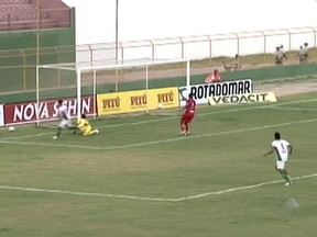 Juazeirense vence dentro de casa o Feirense pelo Baianão - A equipe de Juazeiro venceu por 1x0.