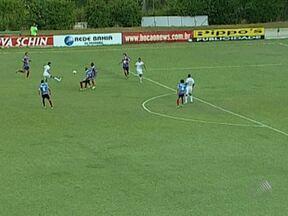 Bahia joga mal e empata com o Vitória da Conquista fora de casa - O tricolor saiu atrás, mas conseguiu o empate. A partida foi marcada por erros graves da arbitragem.