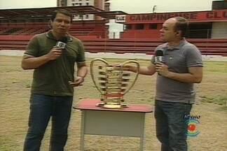 Campinense vence o Asa de Arapiraca e conqusita título de campeão da Copa do Nordeste - Kako Marques e Marcos Vasconcelos falam sobre o jogo e a comemoração da torcida.