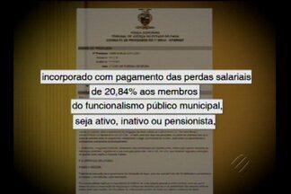 Justiça concede reajuste salarial de mais de 20% aos servidores municipais de Belém - Justiça concede reajuste salarial de mais de 20% aos servidores municipais de Belém