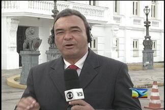 Governadora Roseana Sarney se afasta por dez dias do comando do governo do Maranhão - A governadora Roseana Sarney se afasta por dez dias do comando do governo do Maranhão.