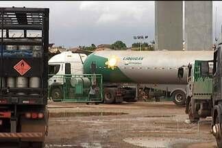 Ministério Público Estadual notificou a Liquigás - O Ministério Público Estadual notificou a Liquigás para ter explicações sobre a denúncia de mistura de água ao gás de cozinha da distribuidora.