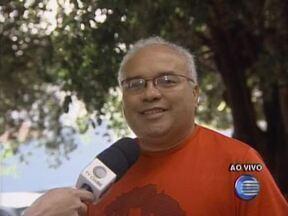 Presidente do Flamengo-PI fala sobre o jogo do Rivengo contra os amigos do Zico - Zico reencontra ex-adversários em jogo comemorativo no Albertão. Seleção de convidados do Galinho irá enfrentar seleção de jogadores que disputaram o Rivengo.