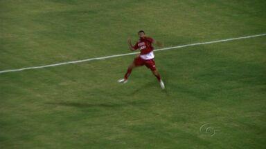 Veja o show de Schwenck na goleada do CRB - Galo massacrou o CEO por 6 a 0 e atacante marcou cinco gols.