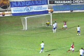 Campinense estreia com vitória fora de casa no Campeonato Paraibano - Veja como foi o jogo entre o Campinense e Atlético de Cajazeiras e também os jogos do fim de semana.