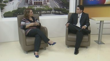 Márcia Perales fala de propostas para reitoria da Ufam - Por ordem de sorteio, a primeira entrevistada é a atual reitora e candidata à reeleição, Márcia Perales.
