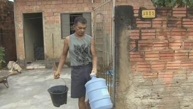 Amazônia TV mostra a Estação de Captação de Água da Caerd, em Porto Velho - A obra de canalização, que começou em 2007 e paralisou por quase dois anos por irregularidades, de acordo com Tribunal de Contas do Estado, está com 70% dos trabalhos concluídos, devendo ser finalizada até meados de outubro.