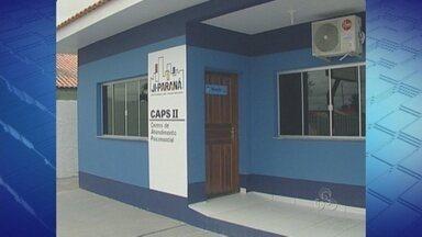 Centro psicossocial pode não atender demanda mesmo após reforma - Prefeitura de Ji-Paraná diz que falta recurso para manter Caps. Cerca de 100 pessoas são atendidas por semana, mas existe fila de espera.