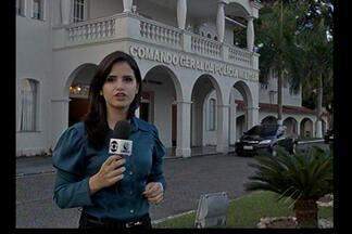 Policiais militares são presos por incitar greve em Belém - Repórter Natália Kahwage tem mais informações.