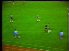 Bolívar 1 x 2 Grêmio em 1983 (1) - Confira o jogo da Libertadores.