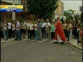 'Domingo de Ramos' abre a celebração da Semana Santa em paróquias de SC - Domingo de Ramos abre a celebração da Semana Santa em paróquias de SC