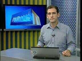 Veja os destaques do Paraná TV de hoje - Polícia prende um suspeito de ter assassinado um casal de jovens. E ainda: a quadrilha do rapel que age na Ponte da Amizade.