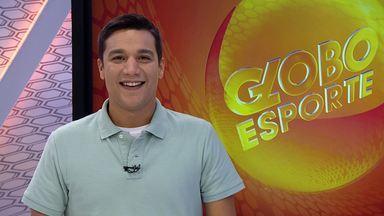 Marcos Leandro apresenta os destaques do Globo Esporte MG desta segunda-feira - Veja os principais lances da vitória do líder Cruzeiro em cima da Caldense. E do Atlético-MG em cima do Nacional-MG
