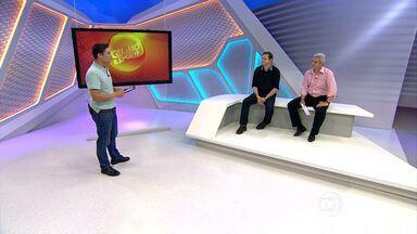 Bob Faria e Márcio Rezende Freitas analisam Galo e Cruzeiro - Comentaristas analisam os lances polêmicos e atuações dos jogadores nas partidas de Atlético-MG e Cruzeiro, líder do campeonato.