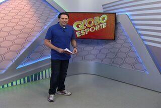 Confira o Globo Esporte desta segunda (25/03) - A rodada do fim de semana no Campeonato Sergipano e a Taça Brasil de Futsal são alguns dos destaques do programa.