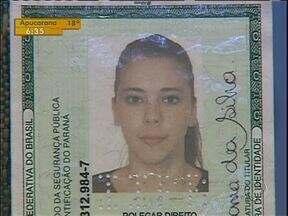 Polícia procura suspeito de matar a namorada em Foz do Iguaçu - Ela foi atingida por vários tiros. O principal suspeito do crime é o ex-companheiro de moça.
