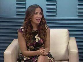Gyselle Soares integra o elenco do espetáculo Paixão de Cristo em Floriano - Ela fará o papel de Maria Madalena