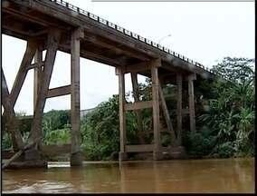 Ponte que liga Timóteo a Fabriciano deve ser liberada na próxima semana - Ela está interditada há vários meses.
