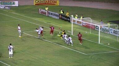 Veja os melhores momentos do jogo CRB 2 x 1 ASA - Denílson marcou os dois gols do Galo.