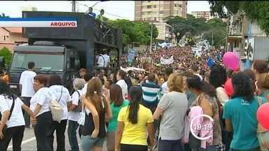 Jovens de São José dos Campos (SP) se preparam para a Jornada da Juventude - Evento vai ser realizado entre os dias 23 e 28 de julho no Rio de Janeiro com a presença do Papa Francisco.