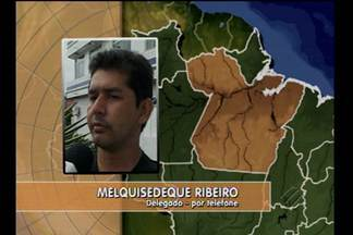 Agricultor é morto em estrada de assentamento na zona rural de Anapu, no Pará - Ontem (27) à tarde o agricultor Enival Soares Matias, de 41 anos, foi morto na estrada do projeto de assentamento Esperança, zona rural de Anapu, no sudoeste do Pará.