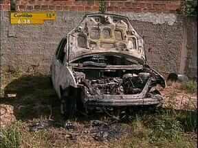 Dos quatro pedreiros assassinados, um deles tinha passagem pela polícia - A polícia ainda investiga o crime que chocou moradores de Araucária ontem de manhã.