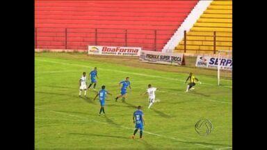Cacerense vence o Vila Aurora em Rondonópolis - Em Rondonópolis, o Cacerense estreou um zagueiro-treinador e venceu o lanterna Vila Aurora.