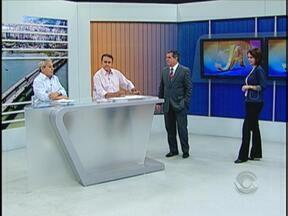 Roberto Alves e Miguel Livramento analisam a vitória do Avaí no Catarinense - 29/03/2013 - Roberto Alves e Miguel Livramento analisam a vitória do Avaí no Catarinense - 29/03/2013