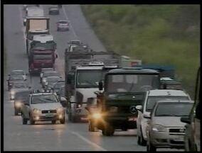 Novo edital para duplicação da BR 281 é publicado no Diário Oficial da União - A esperança de muitos motoristas é que a duplicação diminua os congestionamentos.