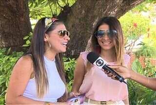 Simone e Simária são uma das atrações do Luau do Largadinho - Entre as atrações da festa estão a cantora Cláudia Leite e a dupla Simone e Simária, que fala sobre a carreira e a expectativa para o show que promete animar o litoral sergipano.