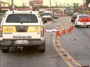 Motociclista morre em acidente na SC-405, no Sul da Ilha de Santa Catarina - Motociclista morre em acidente na SC-405, no Sul da Ilha de Santa Catarina.