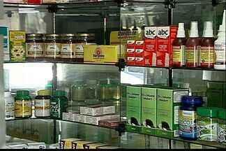Agência Nacional de Vigilância Sanitária estuda aumentar a oferta de remédios naturais - Muitos dos chamados fitoterápicos sumiram das prateleiras.