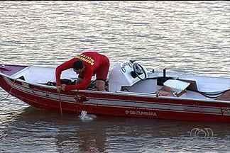 Homem morre afogado em rio de Itumbiara, em Goiás - Um homem morreu afogado no Rio Paranaíba, que corta a cidade de Itumbiara, na região sul de Goiás;