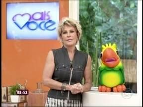Quadro 'Mandando Bem' estreia no dia do aniversário de Ana Maria Braga - Apresentadora explica como a nova atração vai funcionar