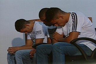 Caso Chacina do Bairro da Glória de 2009 - Os acusados foram condenados a prisão hoje em Campina Grande.