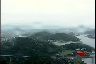 Previsão é de chuva em todo o Espírito Santo, diz Incaper - Temperaturas variam entre 15°C e 22° C na região Serrana.Veja as condições do tempo por região.