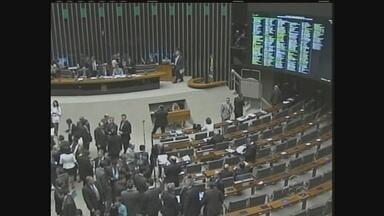 Amazonas ganha uma cadeira na Câmara dos Deputados - Decisão do TSE, por cinco votos a dois, acatou pedido da bancada do AM.Quantidade de parlamentares da bancada amazonense passa de 8 para 9.