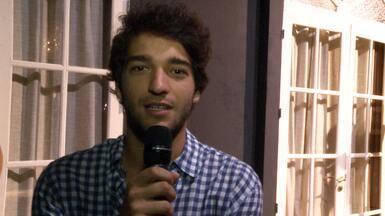 Humberto Carrão apresenta o vilão Fabinho - Ator fala sobre seu personagem em Sangue Bom